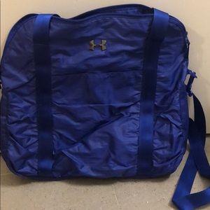 Under armor gym bag with heat pocket